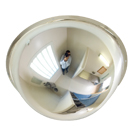 Corrections Stainless Steel Dome Mirror