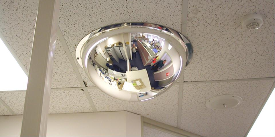 Indoor Full Dome Mirrors