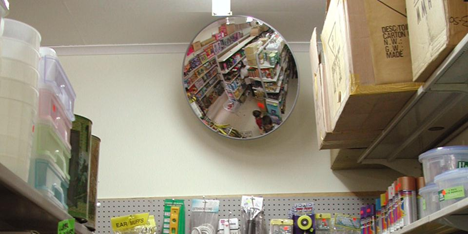 Indoor Standard Convex Mirrors