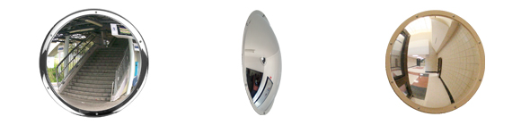 Stainless Steel Wall Dome Feature