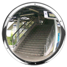 Stainless Steel Wall Dome Photo